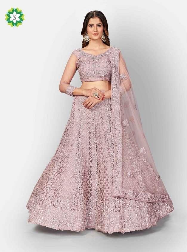 Aza Wedding Wear Exclusive Designer Lehengha Choli