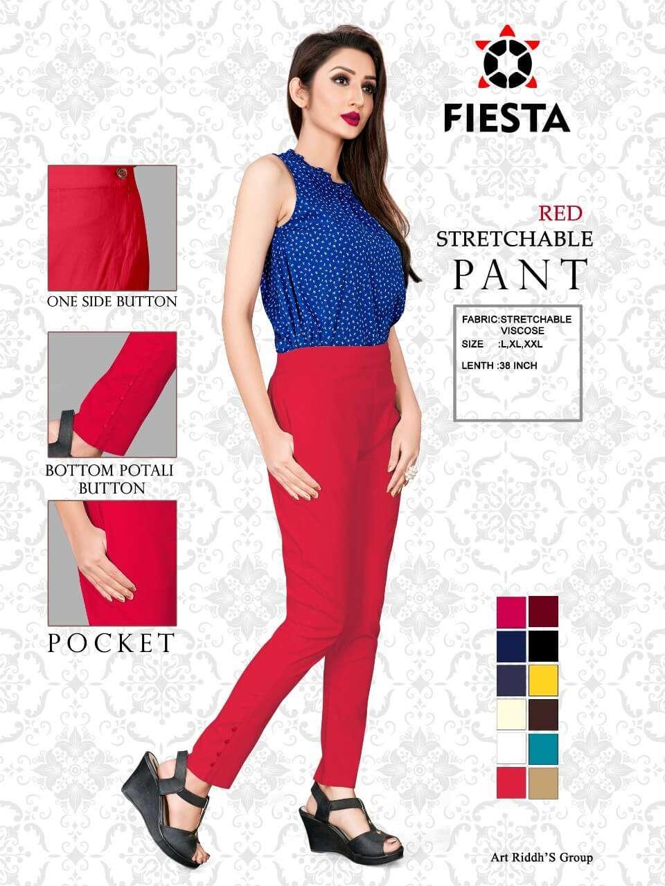 Fiesta Pant vol 1