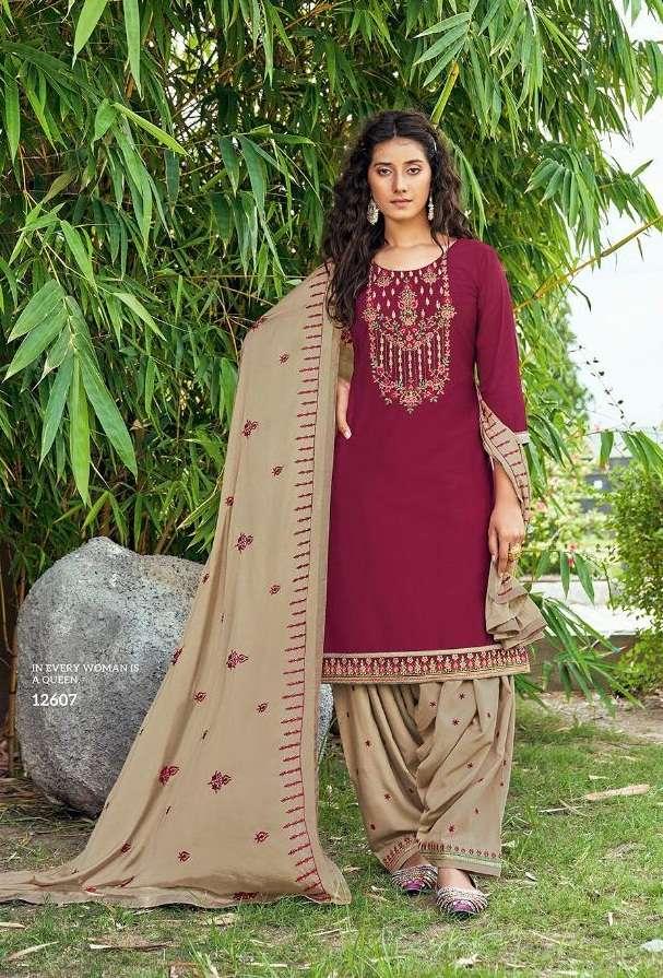 Kalaroop Fashion Patiyala vol 31