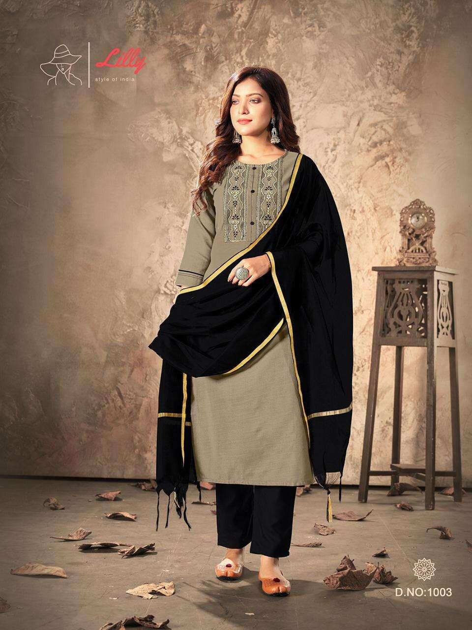 Lilly Shivali