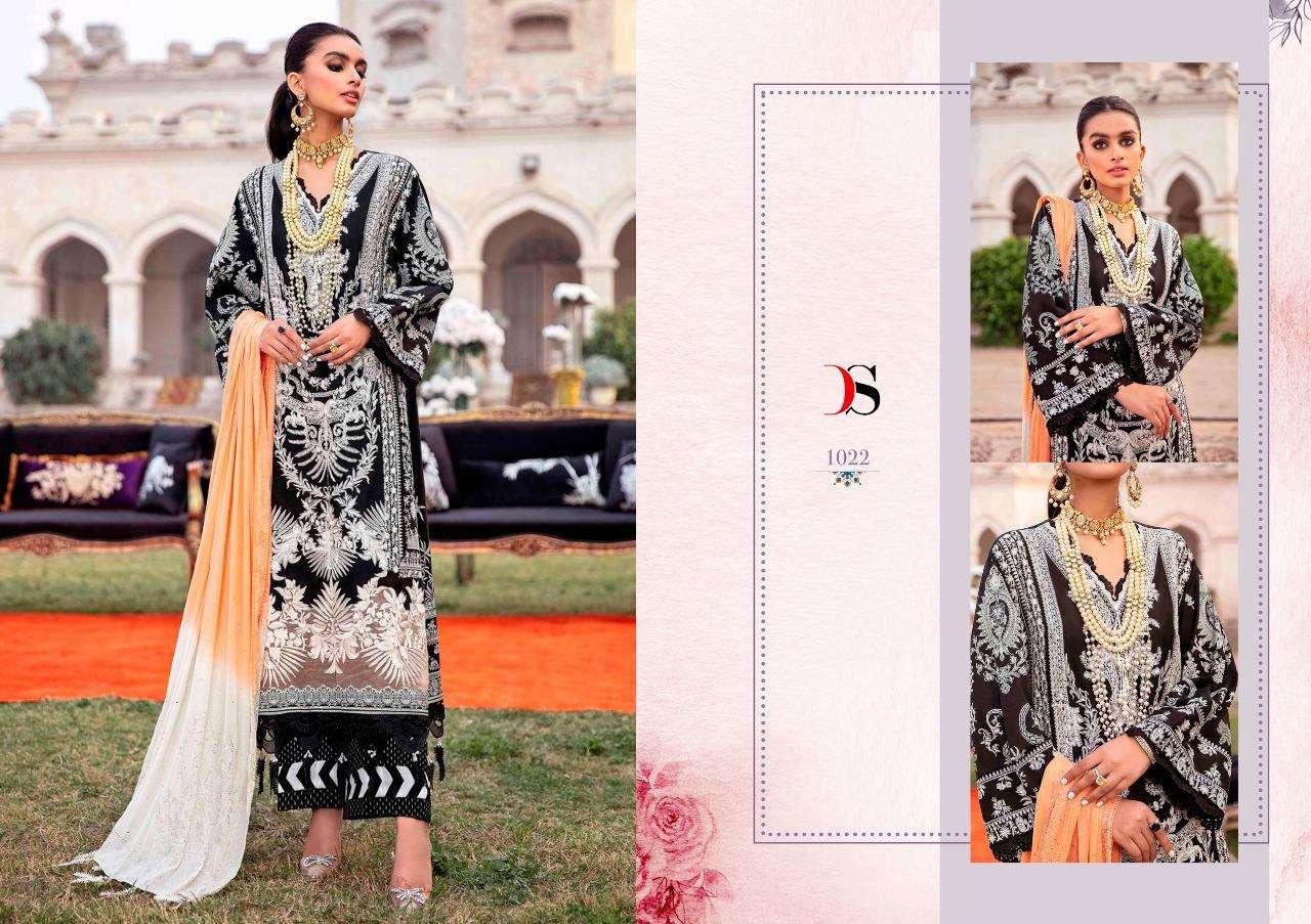 Deepsy Sana Safinaz Lawn  vol 3