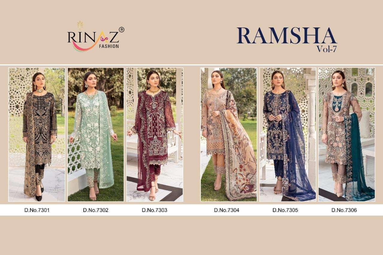 Rinaz Ramsha  vol 7