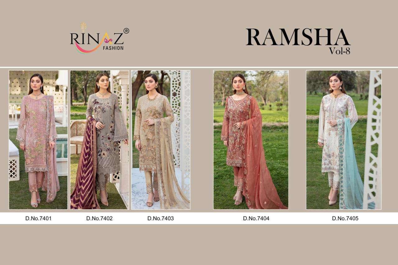 Rinaz Ramsha vol  8
