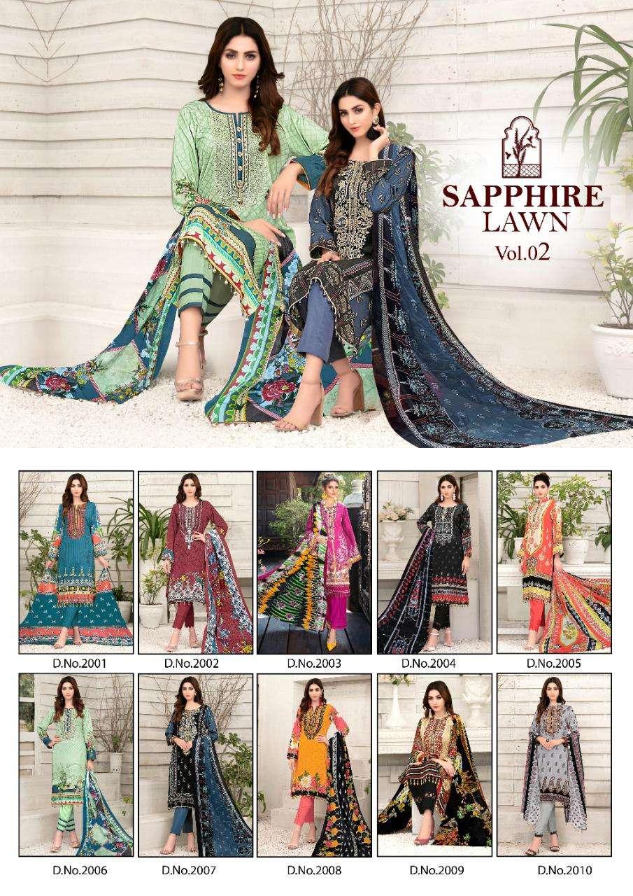 Sapphire Lawn  vol 2