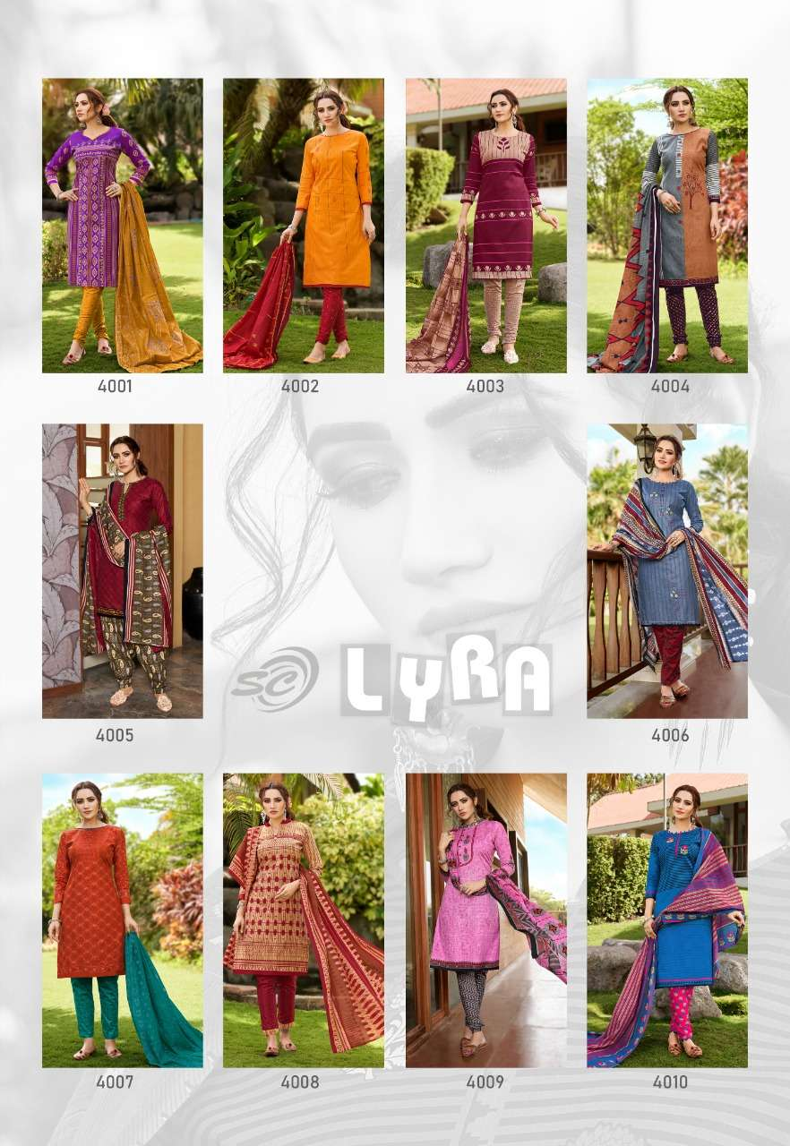 Sc Lyra  vol 4