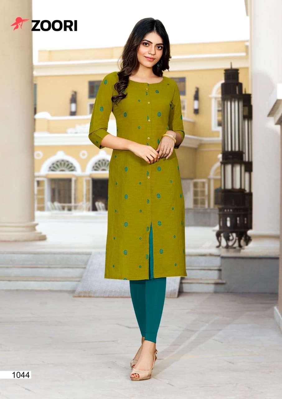Zoori Akshara vol 6 Casual Kurtis - Buy Latest Designer Casual Kurtis For Women