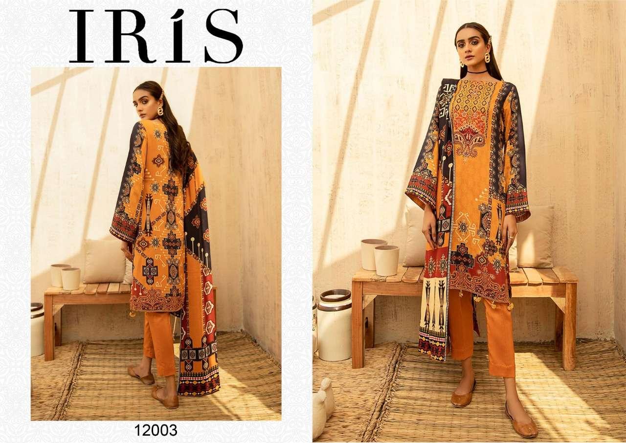 Iris vol  12
