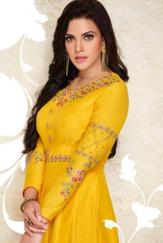 Amorina Vol 3 By Arihant Beautiful Ladies Gown Catalogue