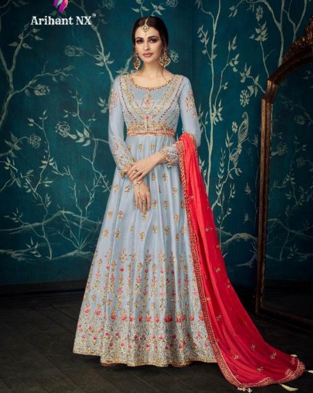Arihant Present Ulfat Heavy Wedding Wear Dress collection