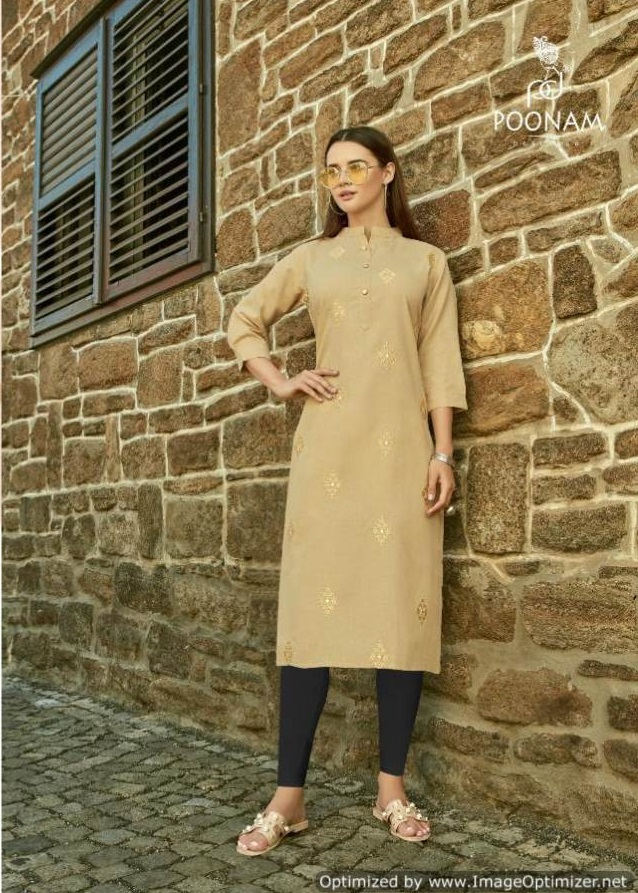 Asiana vol 2 by Poonam Casual Wear kurtis collection