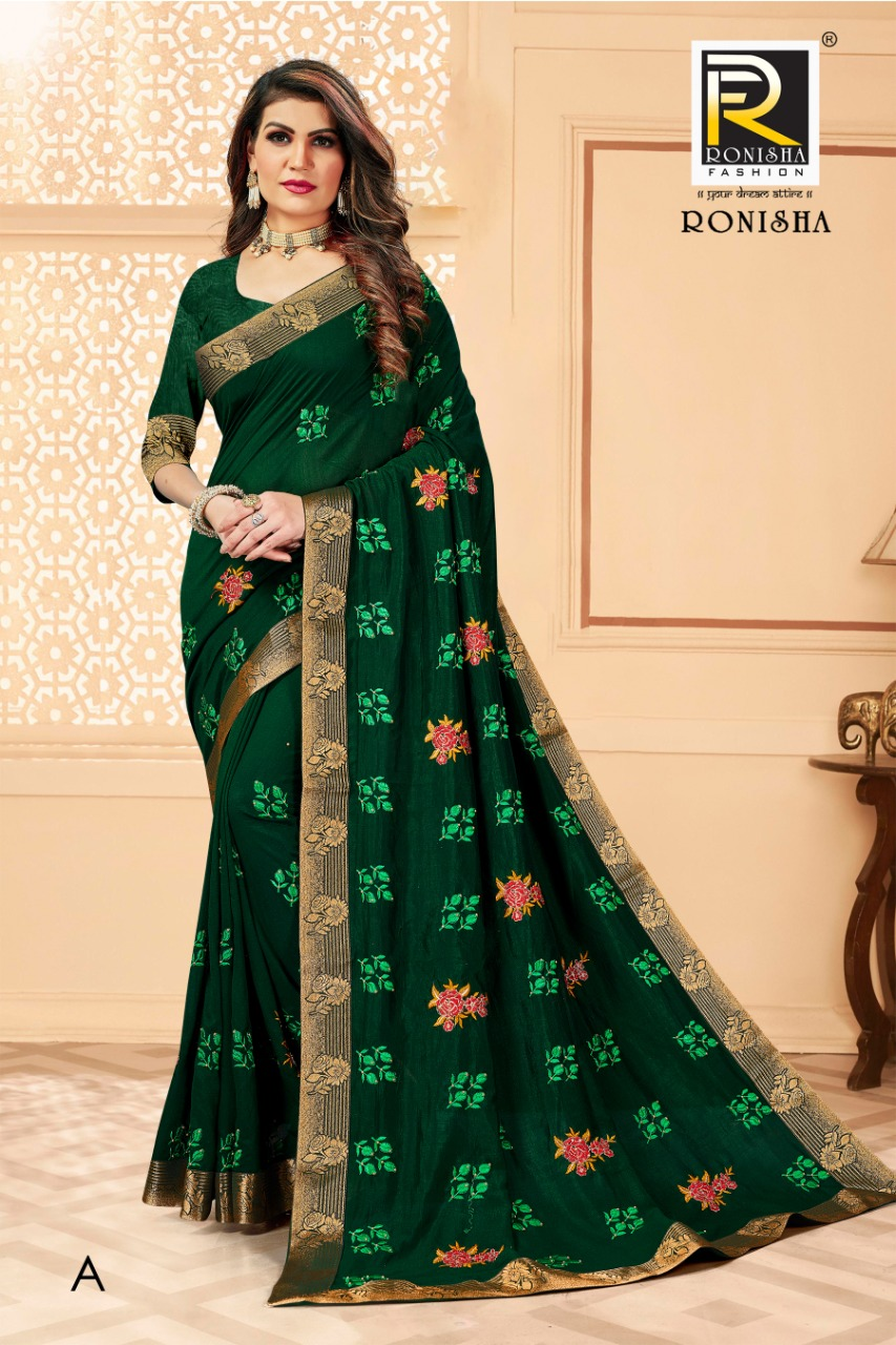 Ranjna Media Buy Latest Designer Indian Sarees Online Collection