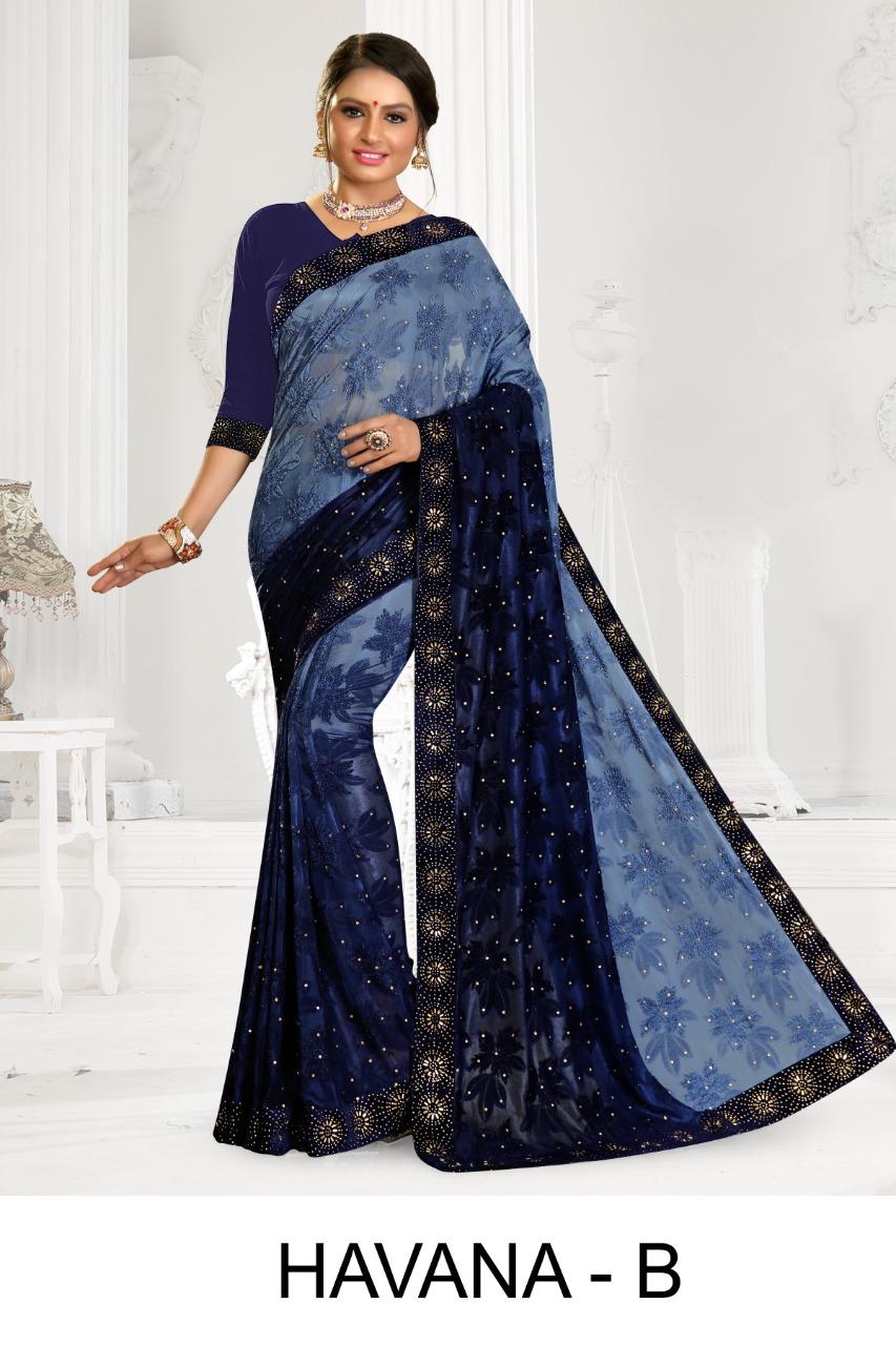 Ranjna Havana  Buy Printed Sarees for Women Online in India