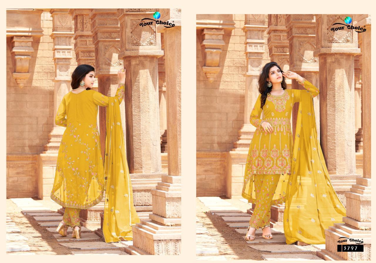 Y.c Zolla Ramzan Buy Salwar Kameez for Wedding Online