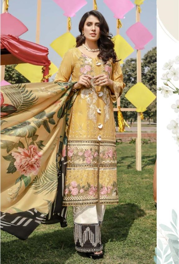 Rinaz Adan Libas Vol 3 Buy Wholesale Salwar Kameez Online in Surat