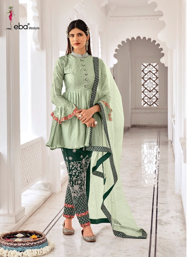 Eba Classic Vol 2 Buy stylish salwar suits online