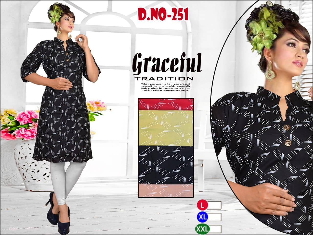 Fc presents Colors vol 12 Casual Wear Kurti Collection