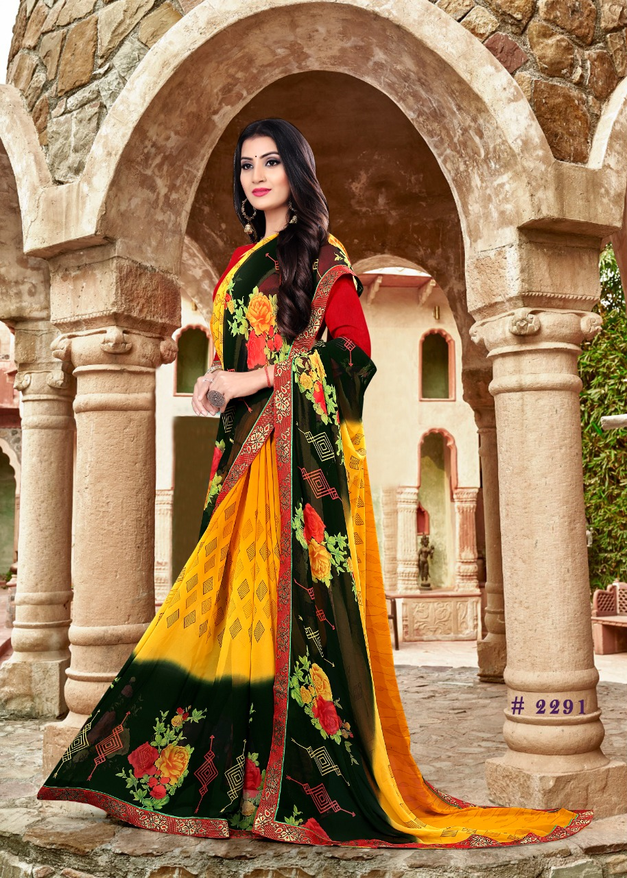 Sarita vol 7 Casual Wear Saree Collection