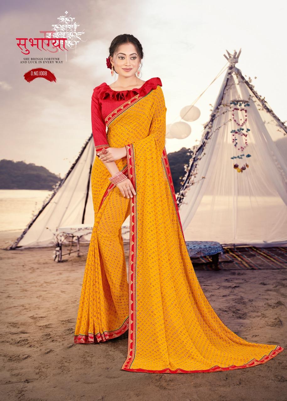 Humdum  Casual Wear Saree Collection