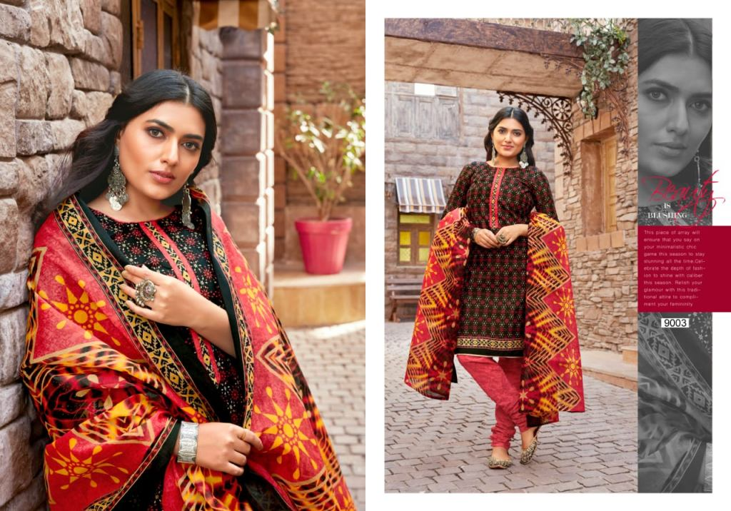 Sweety Presents Bhoom Bhoom vol 39 Soft Cotton Casual Wear Dress Material At Wholesale Rate