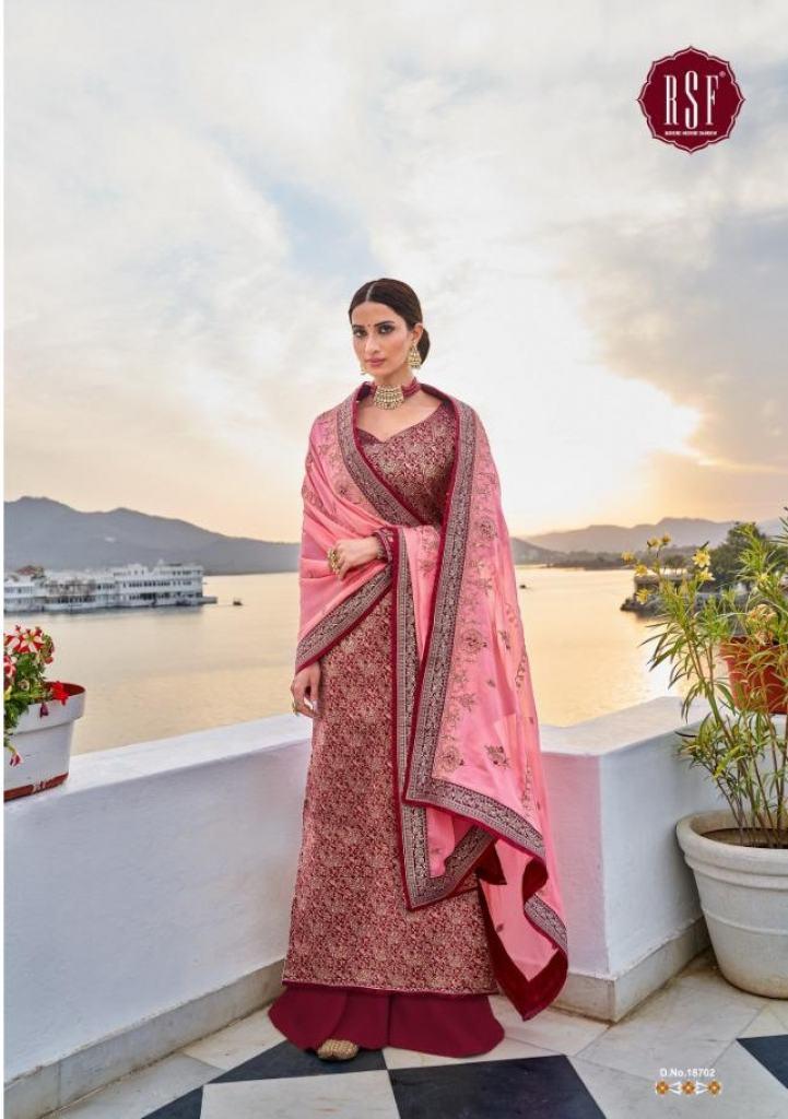 Rsf Buy Swag Vol 6 Designer Dress Material