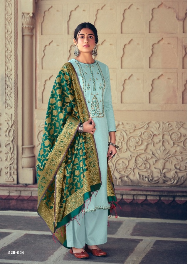 Belliza  presents Shamia Designer Dress Material Collection