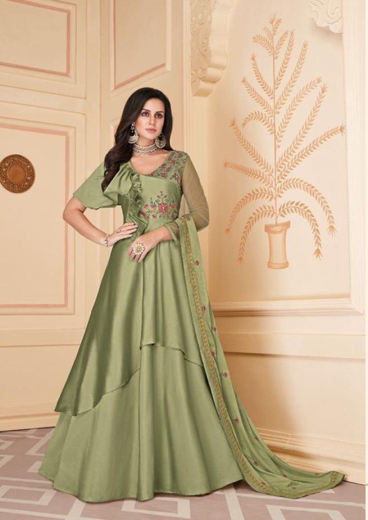 Sajawat Siphora Vol 1 Designer Readymade Long Gown