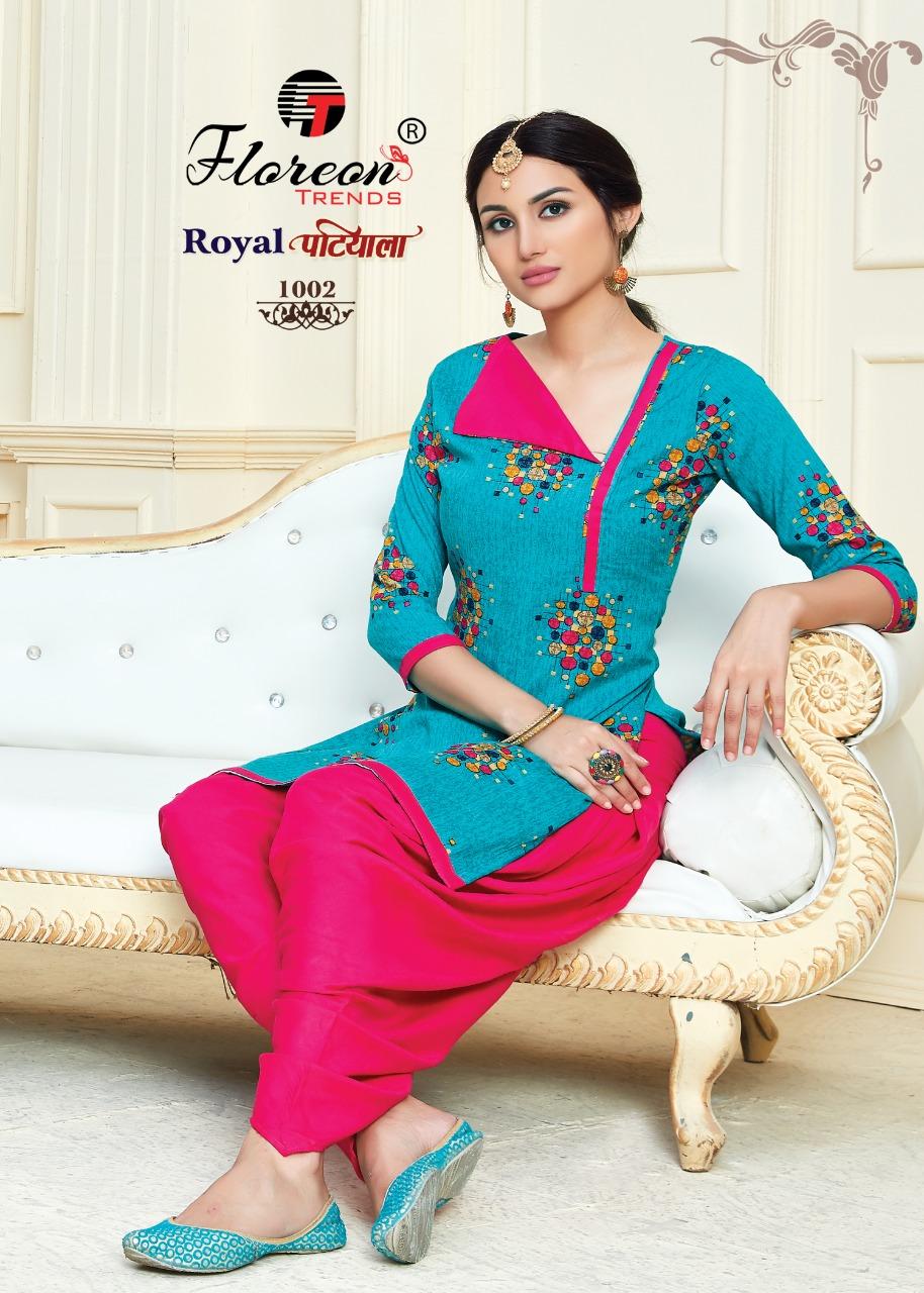 Floreon trends  royal