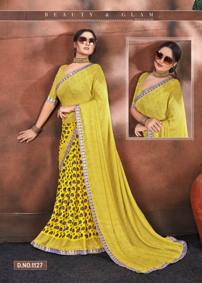 Haytee By Sakhi vol 2 Casual Wear Printed Saree Collection