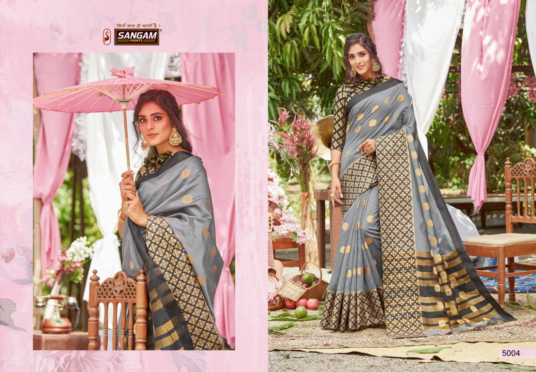 SANGAM KITKAT Indian Wedding Silk Sarees Online Shopping
