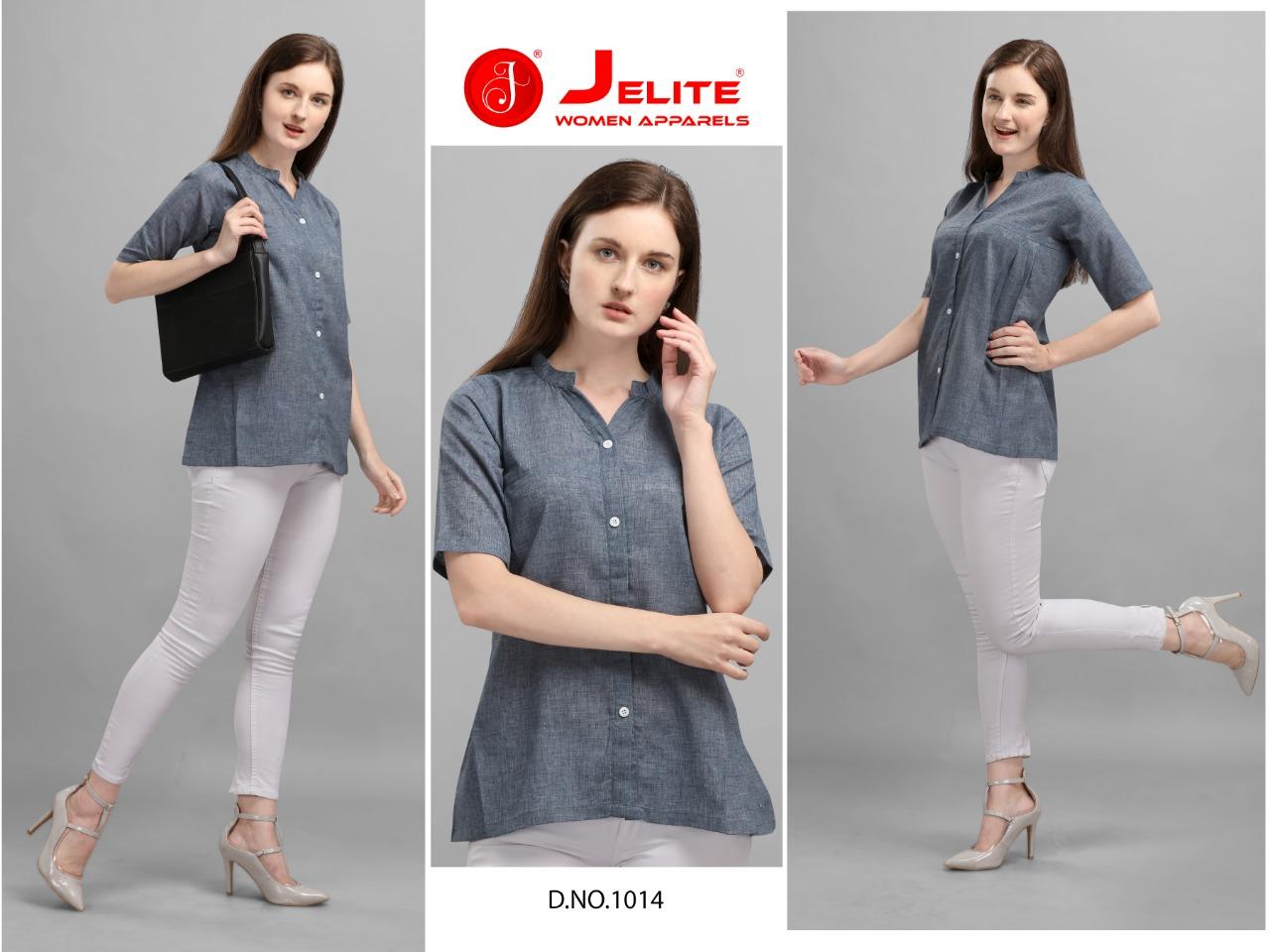Jelite presents  Carnation vol 3 Fancy  Ladies Top Collection