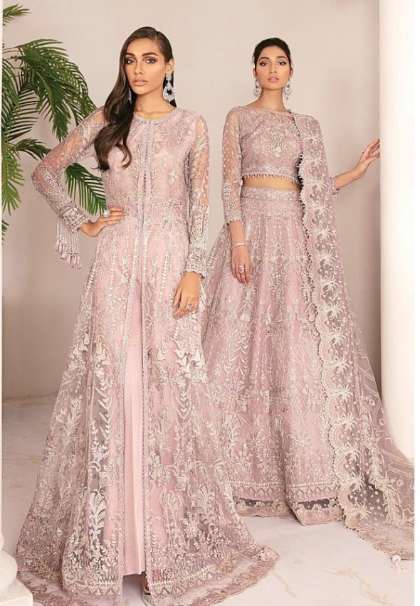Serene Chantelle Latest Designer Pakistani Style Butterfly Net Suits