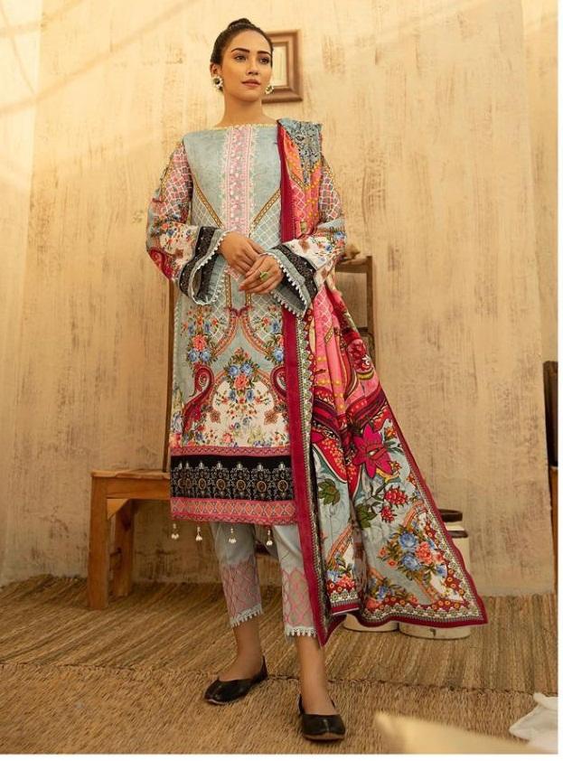Cyra presents  Sehrish Limited Edition Pakistani Salwar Suits
