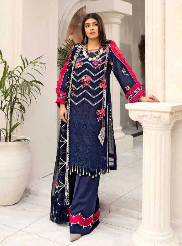 Rinaz presents Adan Libas vol 2 Heavy Embroidery Pakistani Salwar Suits Collection