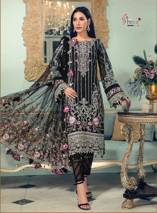 Shree Fab Anaya Lawn Collection vol 3 pakistani lawn suits wholesale in surat