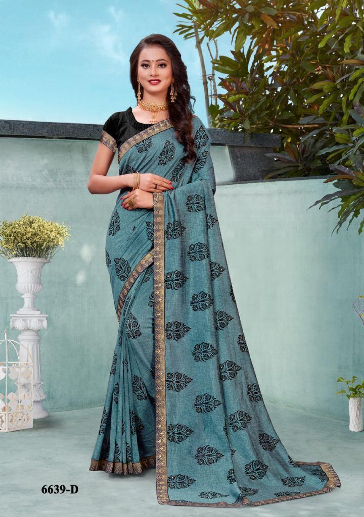 Kodas Presents Venus Regular Wear Sarees Collection
