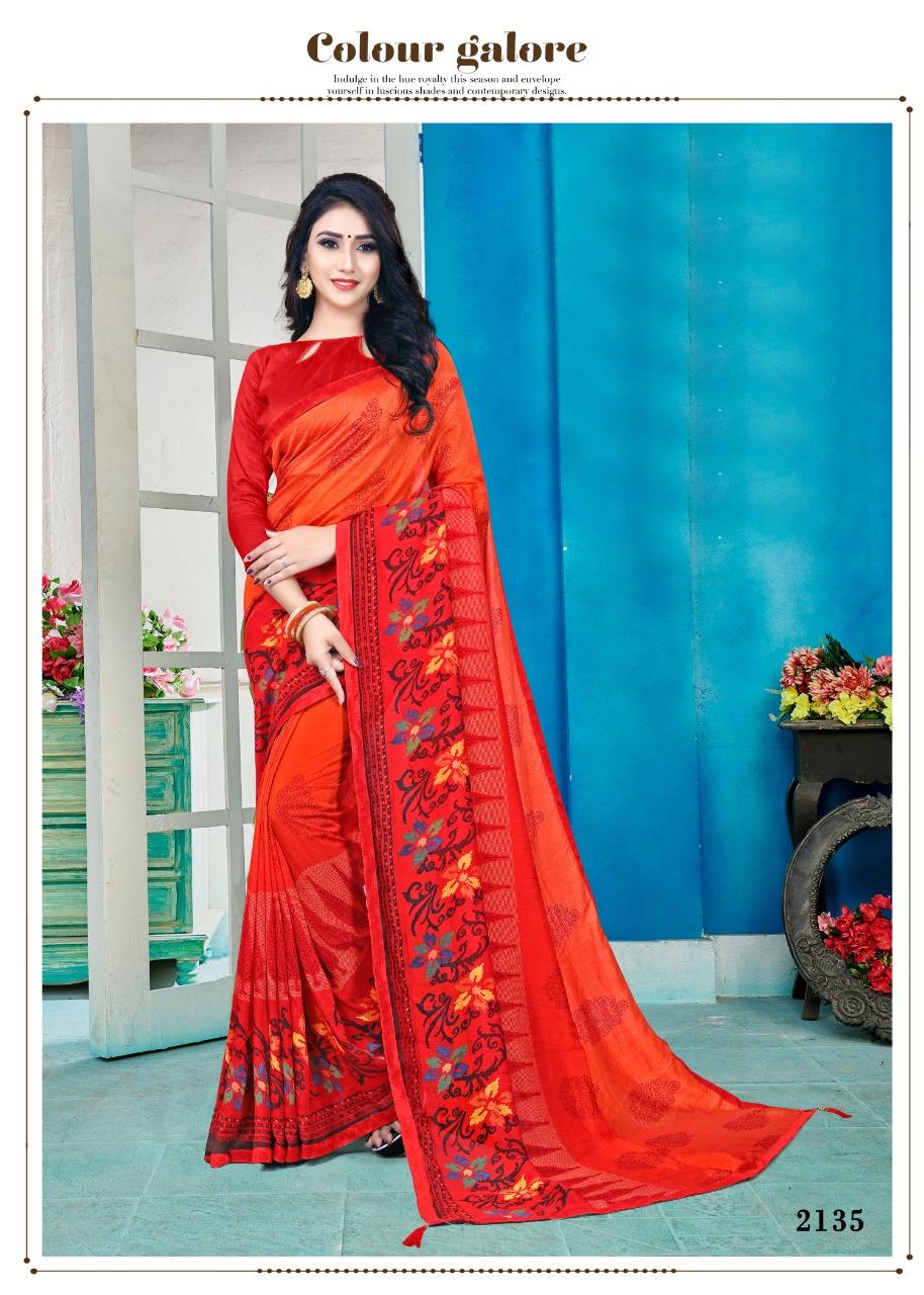 Fc Madhulika Casual Wear Saree Wholesale Shopping