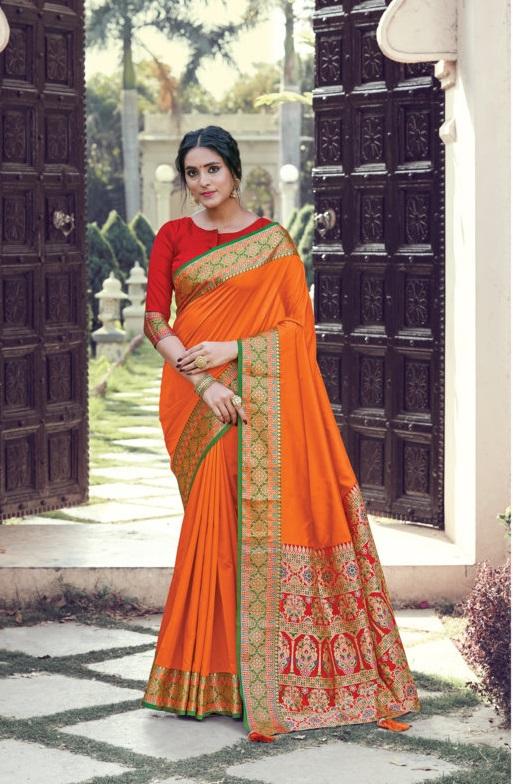 Sangam Sea silk Pure Silk Saree Online Shopping