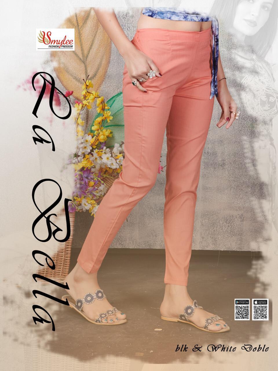 Smylee   presents La Bella  Western Pant Collection