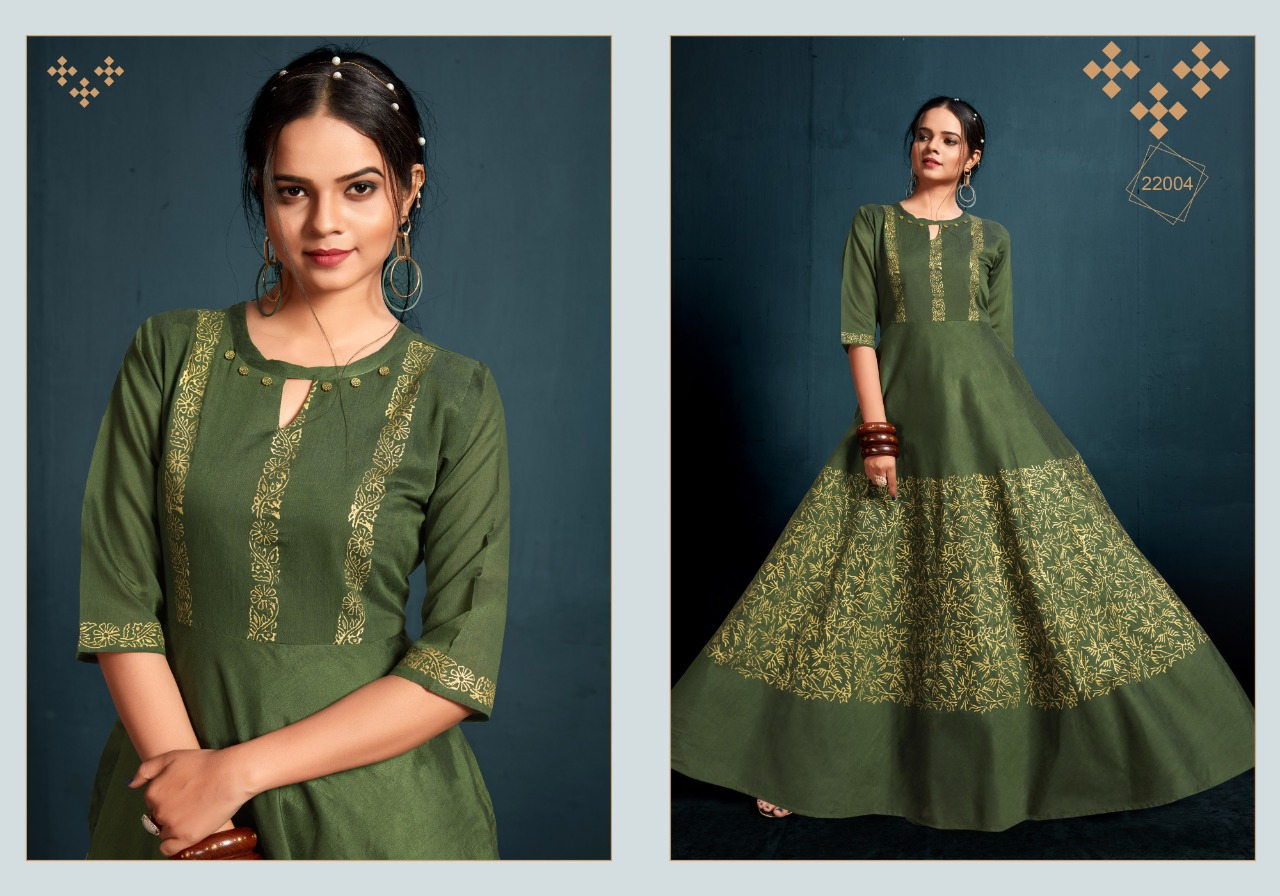 artriddha present navratri collection of miss queen catalogue