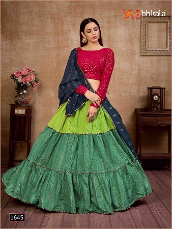 Kf Girly 1645 designer lehenga choli shopping online