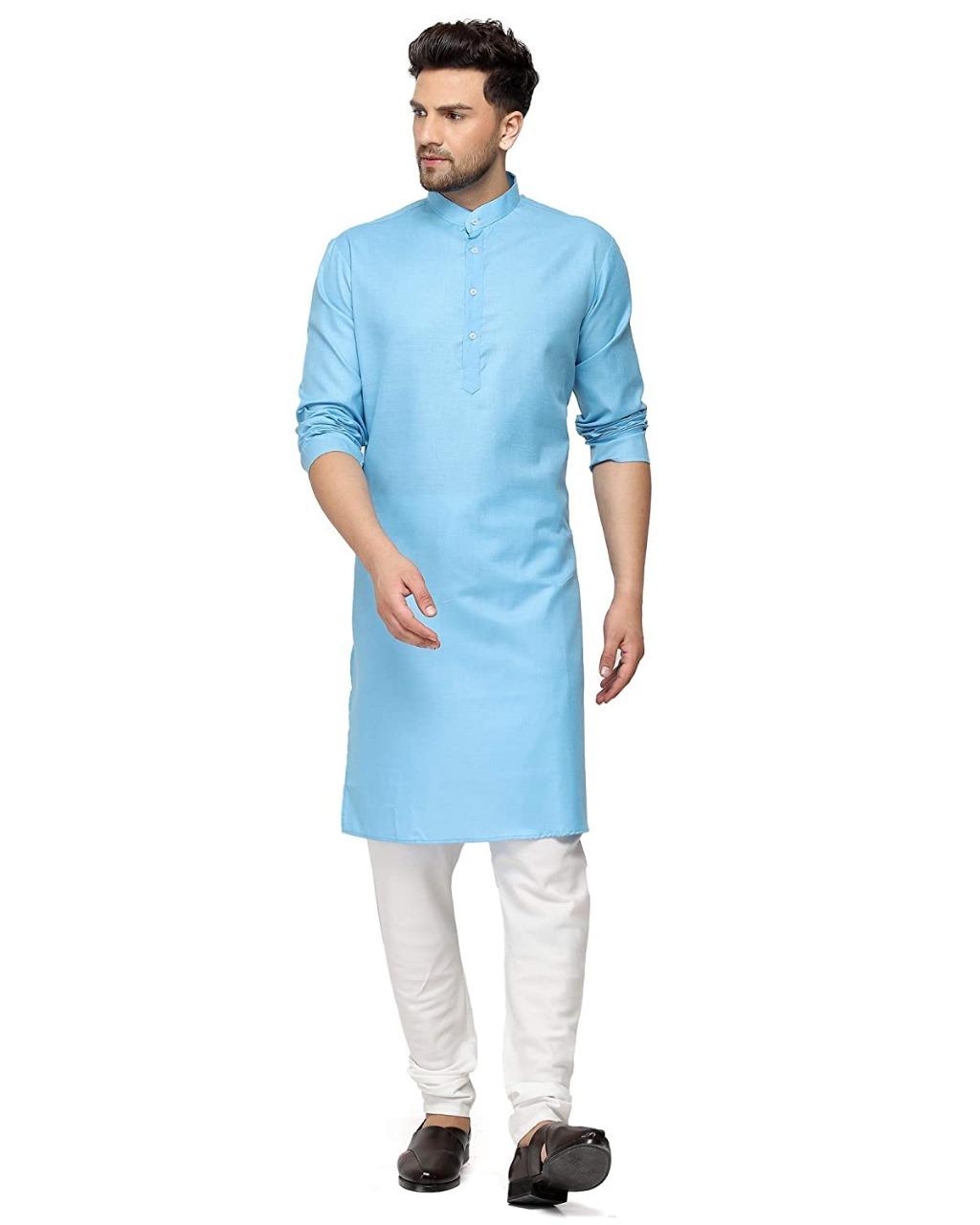 men's kurta 6 colors