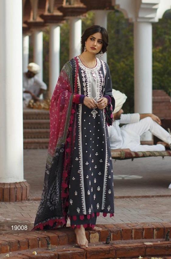 Rawayat Raaya vol 2 pakistani lawn suits wholesale in surat