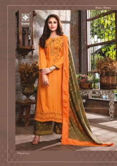 Aitbaar By Kiana Designer Rayon Ready Made Collection