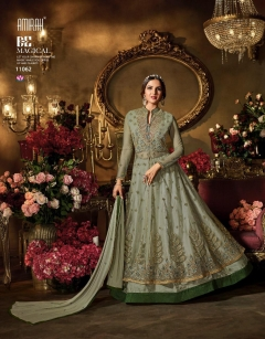 Amirah 11061 Series Wedding Wear Salwar Suits collection