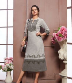 Artriddhs By Fairy World Designer Kurtis Collection.