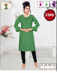 Fc presents Colors vol 3 Casual Wear Kurti Collection