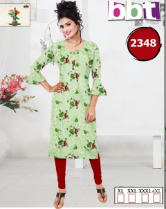 Fc presents Colors vol 4 Casual Wear Kurti Collection