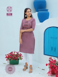 PK presents Fashion Rainbow vol 3   Casual Wear   Kurti Collection