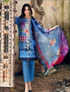 Charizma Aniq By Shree Pakistani Salwar Suits Collection