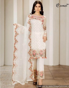 Cosmos Present Aayra vol 7 Festival Wear Pakistani Suits collection